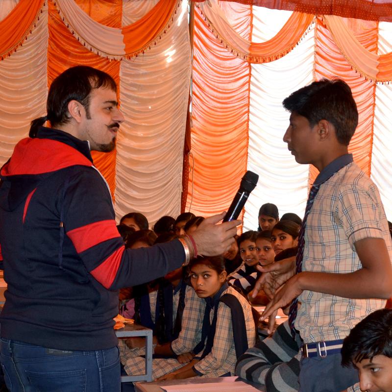 Swami VVk school